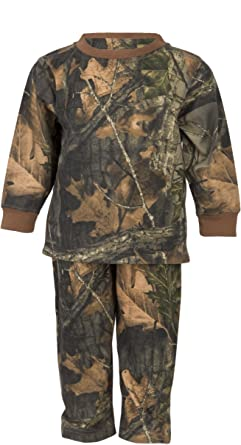 9648a76c4dc0 Amazon.com  Infant - Toddler Cotton Camo Long Sleeve T-Shirt and ...