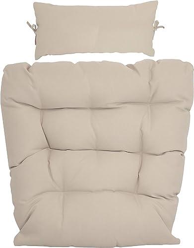 Editors' Choice: Sunnydaze Egg Chair Cushion Replacement