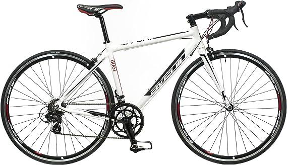 Avenir Perform - Bicicleta de Carretera, Color Blanco, Talla 47 cm: Amazon.es: Deportes y aire libre
