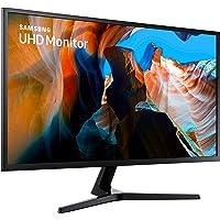 """Samsung LU32J590UQUXEN Ecran PC LCD UHD 4K 32"""" 3840 x 2160 pixels 4 ms Noir"""