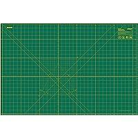 "OLFA RM-MG Rotary Cutting Mat, 92 cm Length x 61 cm Width, Green, 24"" x 36"""