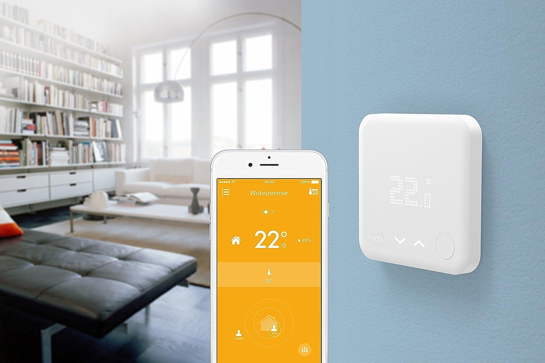 tado° Smartes Thermostat Starter Kit für Wohnungen mit ...