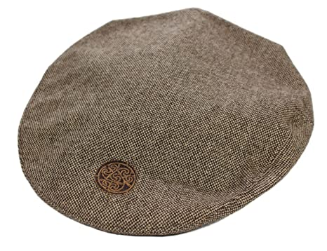 b19033bdeefef Patrick Francis Men s Ireland Tweed Flat Cap at Amazon Men s ...