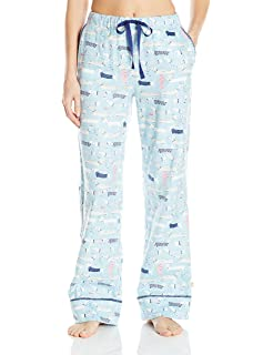 Bottoms Out Women's Cotton Flannel Pajama Pant at Amazon Women's ...
