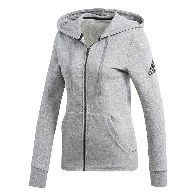 Veste Essentials Jacke Femme Solid Adidas TXkuiwOZP