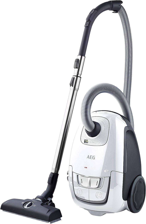 AEG VX8-2-6IW, Blanco: Amazon.es: Hogar