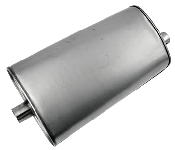 Walker 21544 Quiet-Flow Stainless Steel Muffler