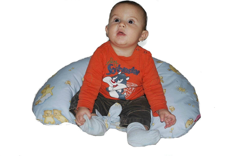 Cuscino allattamento in Pula di Farro Marrymama - Gravidanza
