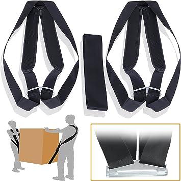 Juego de correas de elevación con almohadillas de hombro - Arnés ...
