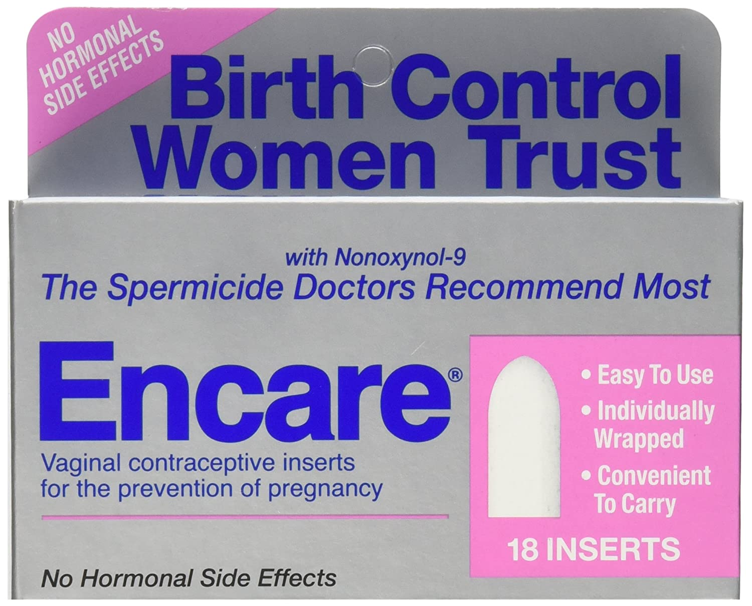 Amazon.com: Female Contraceptives: Health & Household