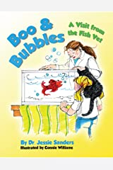Boo & Bubbles: A Visit from the Fish Vet Hardcover