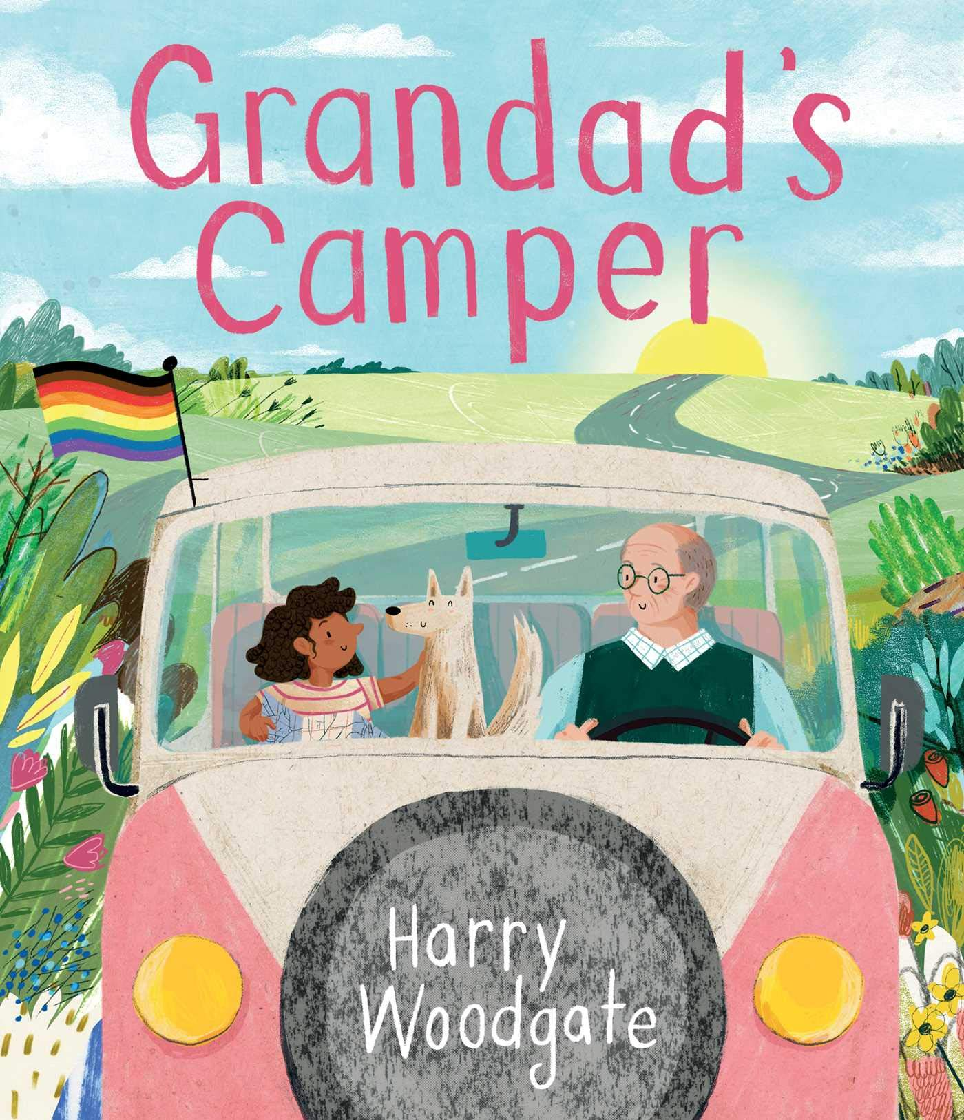 Grandad's Camper: Woodgate, Harry: 9781499811933: Amazon.com: Books