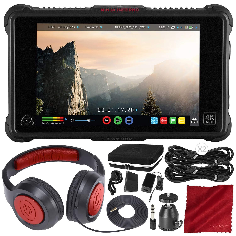Atomos Ninja Inferno Monitor de grabación HDMI 4K de 7 ...