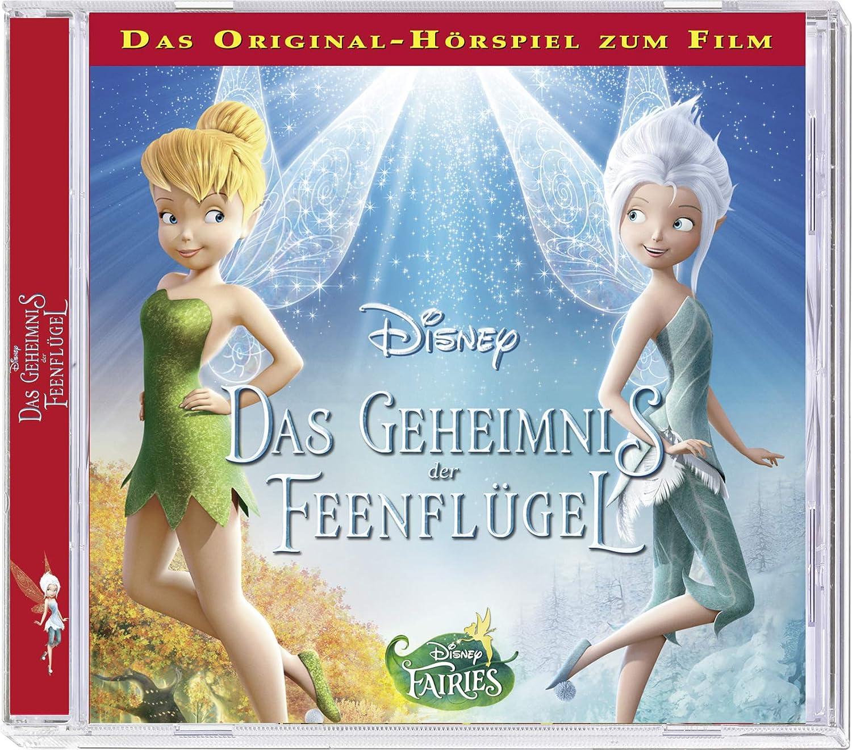 Tinkerbell 5 Das Geheimnis Der Feenflügel Disney Tinkerbell