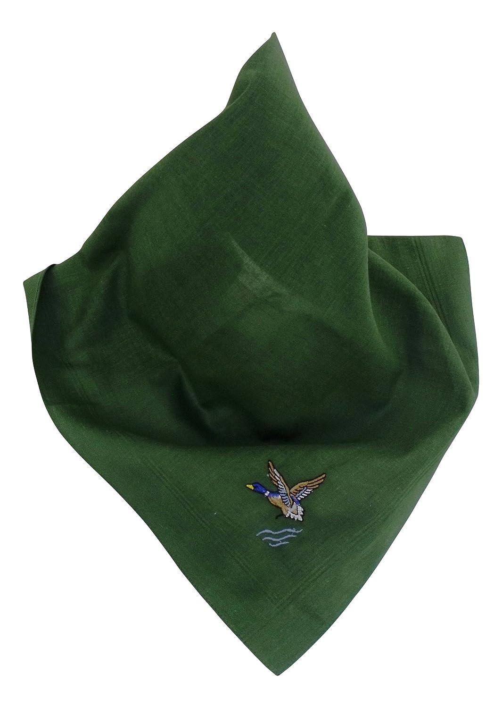 Hochwertige Jäger-Taschentücher, verschiedene Motive