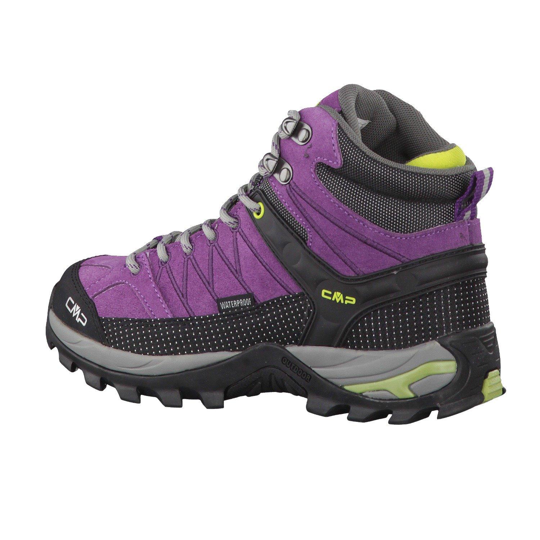 CMP Rigel - Botines de Senderismo Mujer, Color Morado, Talla 40.5: Amazon.es: Zapatos y complementos