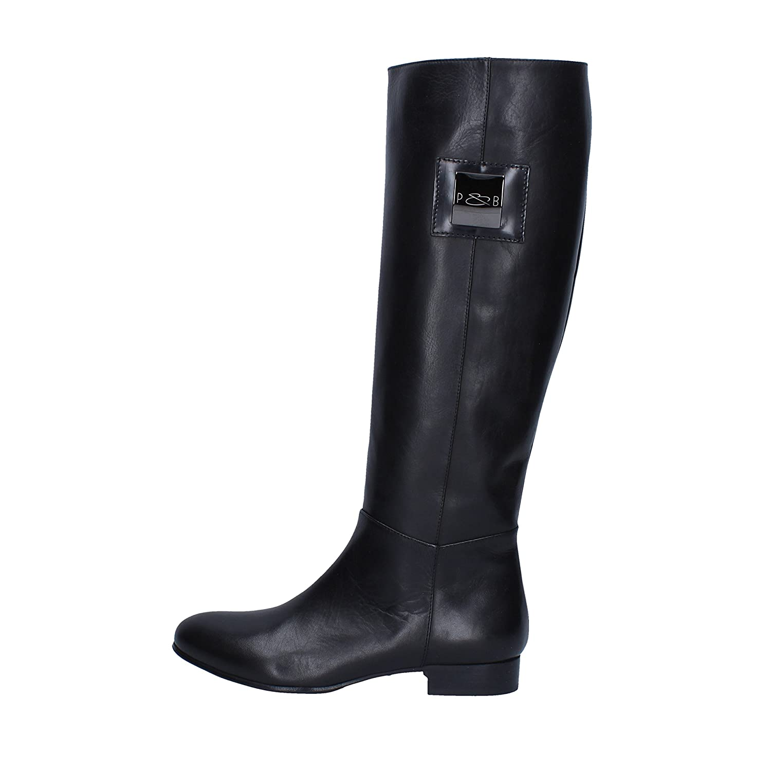- PAUL & BETTY Boots Womens Leather Black