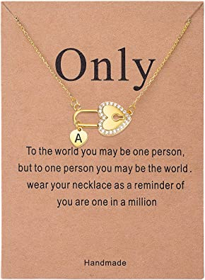 Design your own Sterling Silver Infinity Monogram Necklace in Glitter Lettering on Chain and Tag for ladies and girls