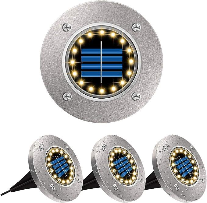 Lampe d/écorative /à lumi/ères Papillon Lepeuxi Lampe Solaire de Jardin pour /éclairage ext/érieur /à LED changeantes Multicolores