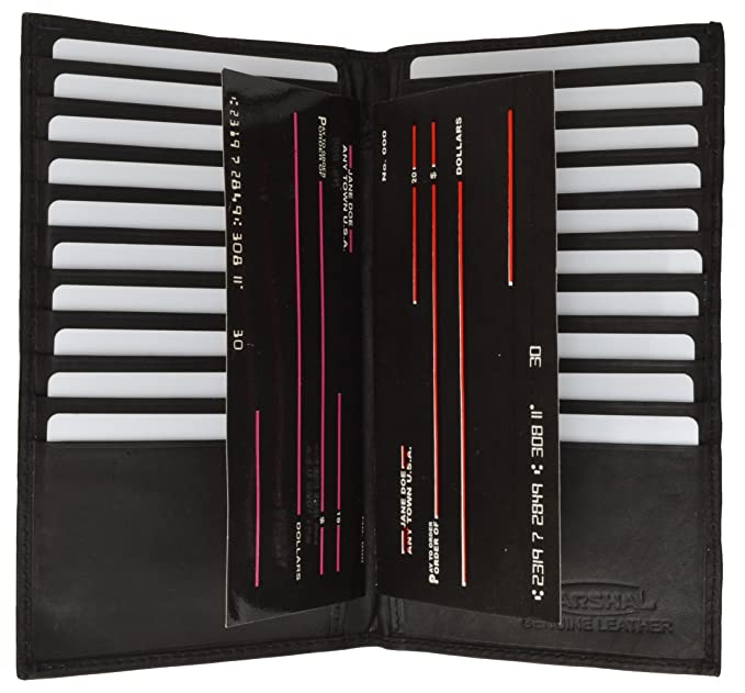Wallet 20 card slots ou jouer au poker en europe