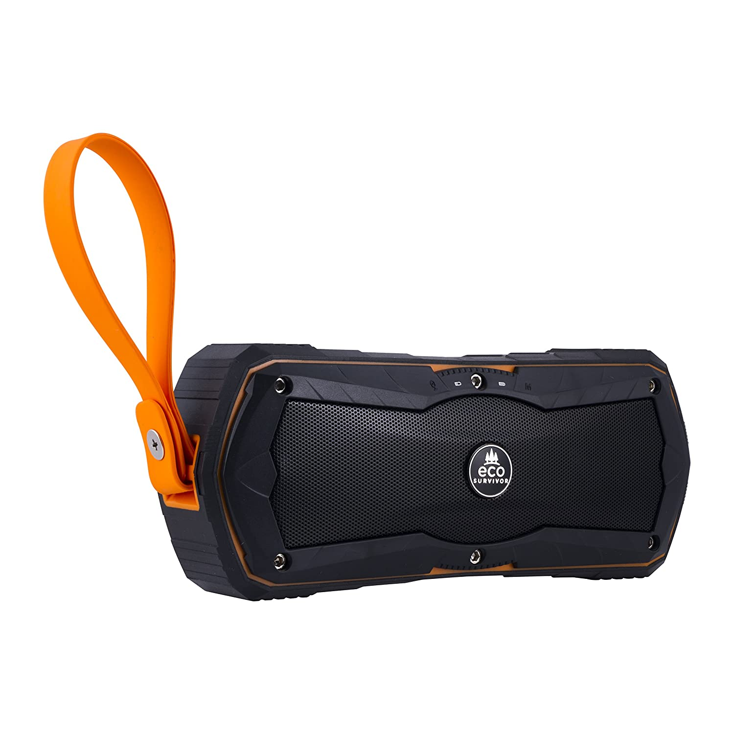 The EcoSurvivor Bluetooth Speaker travel product recommended by Lauren Cozza on Lifney.