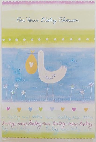 Para tu Baby Shower tarjeta de felicitación - nuevo nacimiento ...