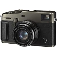 Fujifilm X-Pro3 Mirrorless Digital Camera - Dura Black (Body Only)