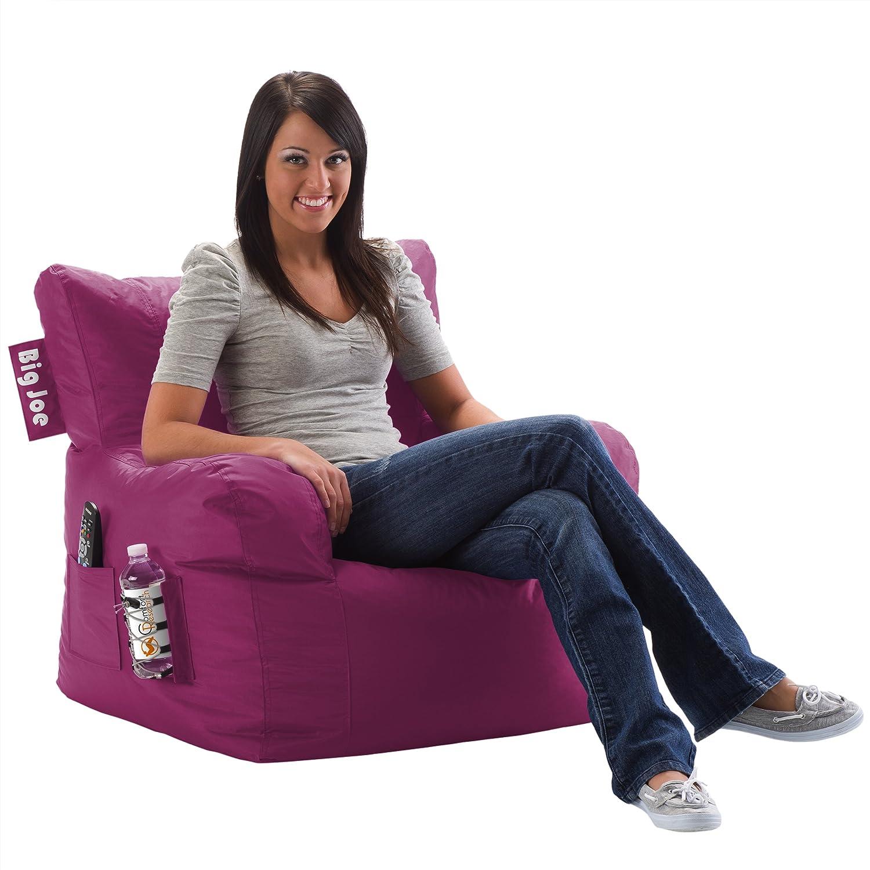 Amazon Big Joe Dorm Chair Pink Passion Kitchen & Dining