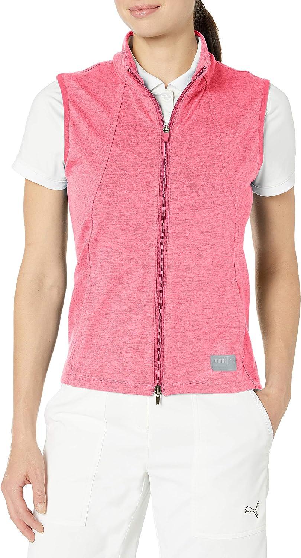100% Ultra-Cheap Deals quality warranty PUMA Golf 2020 Vest Women's Cloudspun