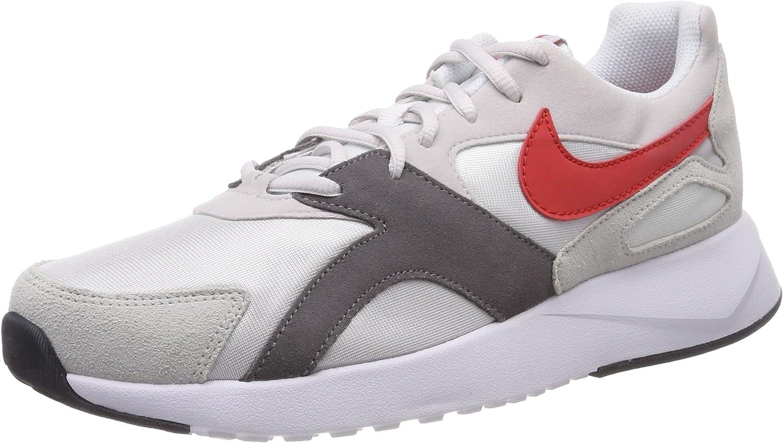 aborto papel Aplicando  Amazon.com   Nike Pantheos (8.5, Vast Grey/Habanero Red-White ...