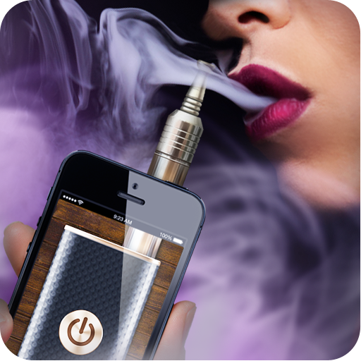 Vapor Cigarette Simulator (Game Vaporizer Pen)
