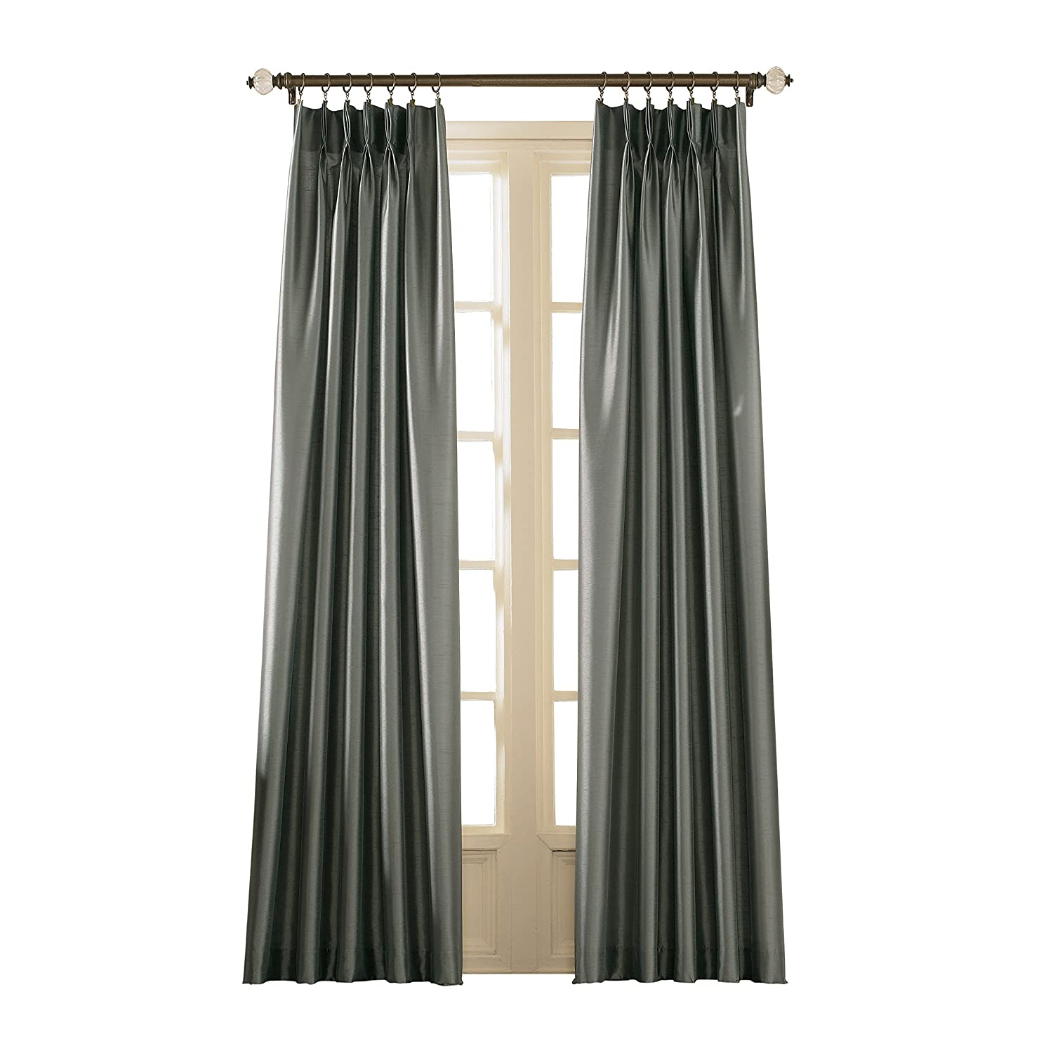 pleat tab curtains windsor a bath pleated outlet marsala back pinch panel curtain