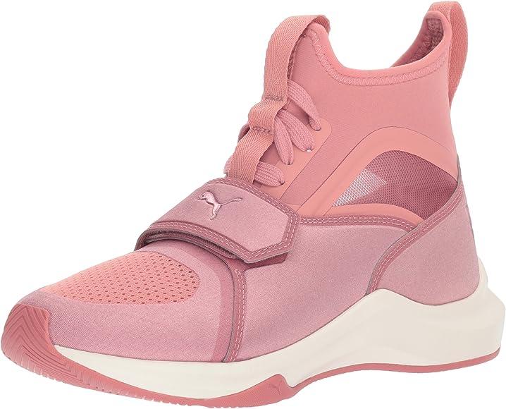 PUMA Women's Phenom Wn Sneaker, Cameo