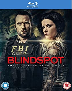 Blindspot - Season 1 Includes Digital Download Blu-ray 2016 Region