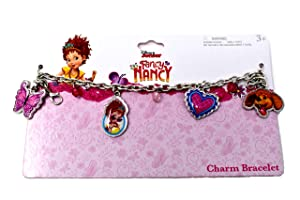 "Fancy Nancy 7"" Charm Bracelets"