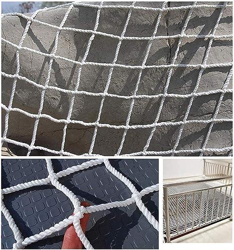 Valla de jardín Net Baby Climb Safety Anti-caída Red Escalera balcón ventana Protección Valla Red