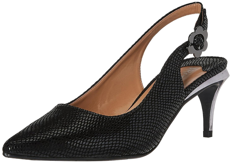 J.Renee Women's Pearla Dress Pump B01EC56IRC 6.5 B(M) US|Black
