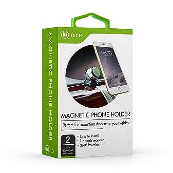 iN Soporte magnético Universal para Coche | Fácil navegación con ...