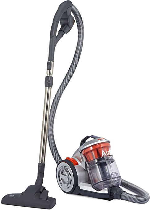 Vax Air - Aspiradora con tecnología multiciclónica (1400 W, incluye cepillo para parquet): Amazon.es: Hogar