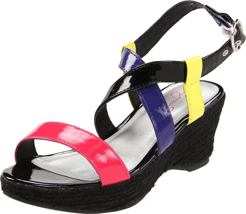 K Benie Little Kid//Big Kid Jessica Simpson Benie Ankle-Strap Sandal