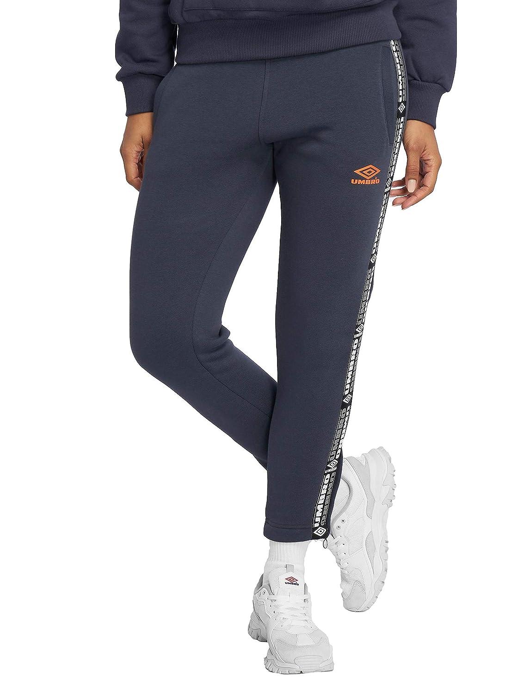 Jogginghose Tape Side Crop Umbro Damen Hosen