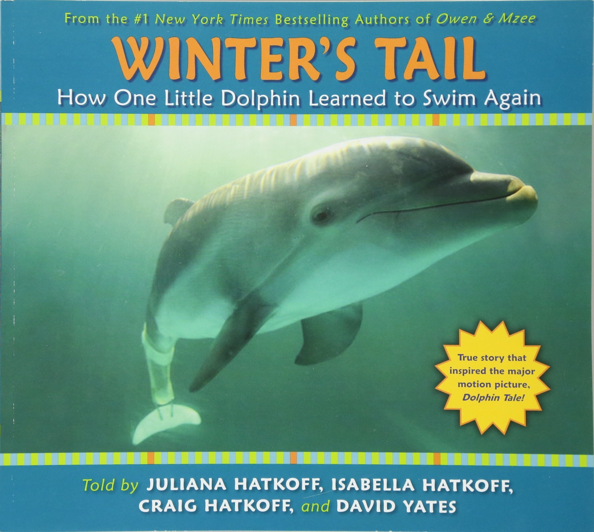 Winters Tail Little Dolphin Learned product image