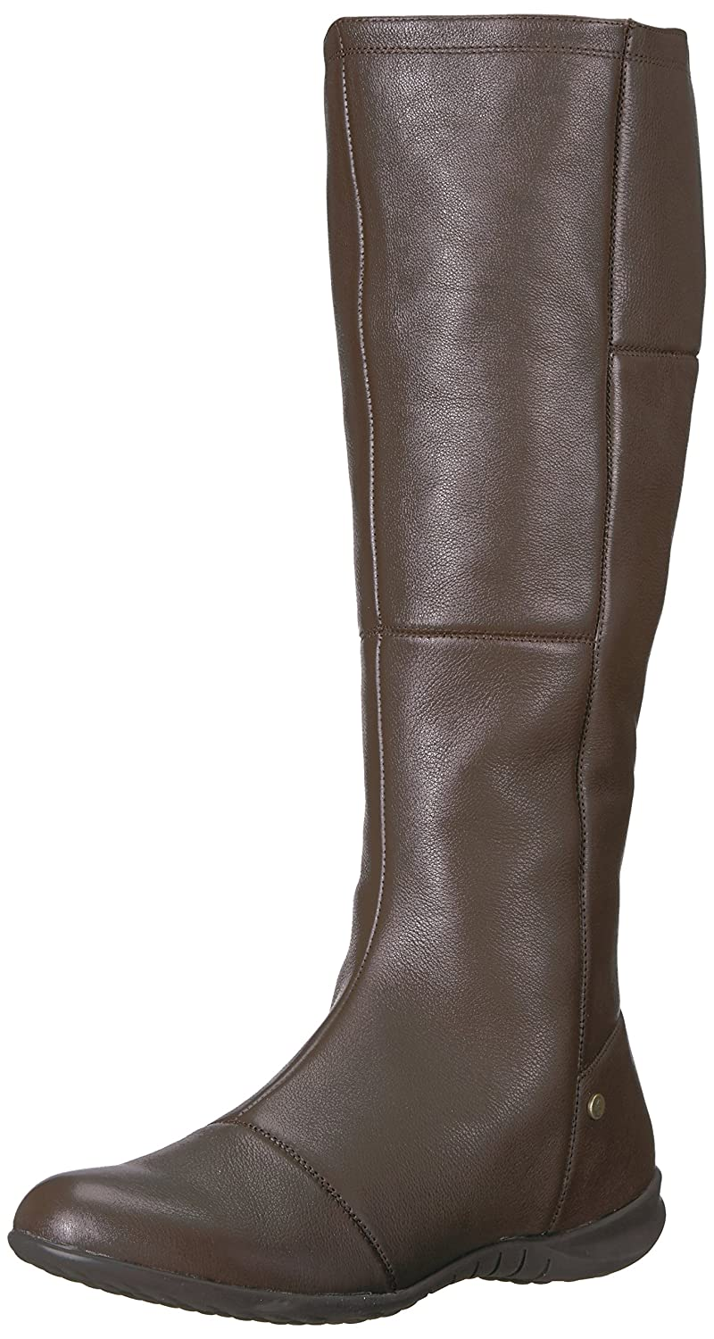 Hush Puppies Women's Lilli Bria Boot B01MRBMJEJ 8.5 B(M) US|Dark Brown Wp