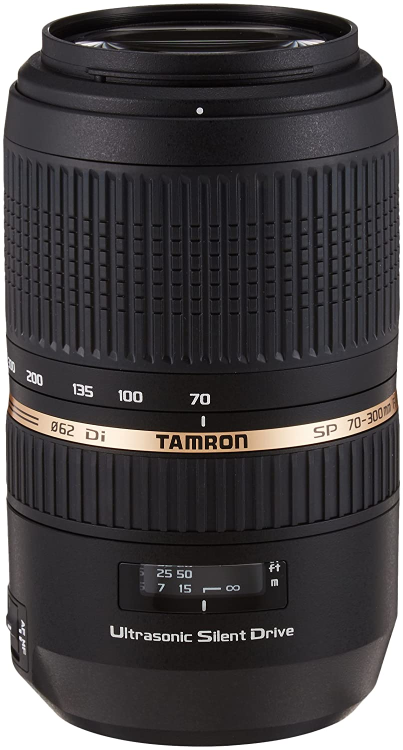 Tamron AS SP  mm F  Di USD XLD Objetivo distancia