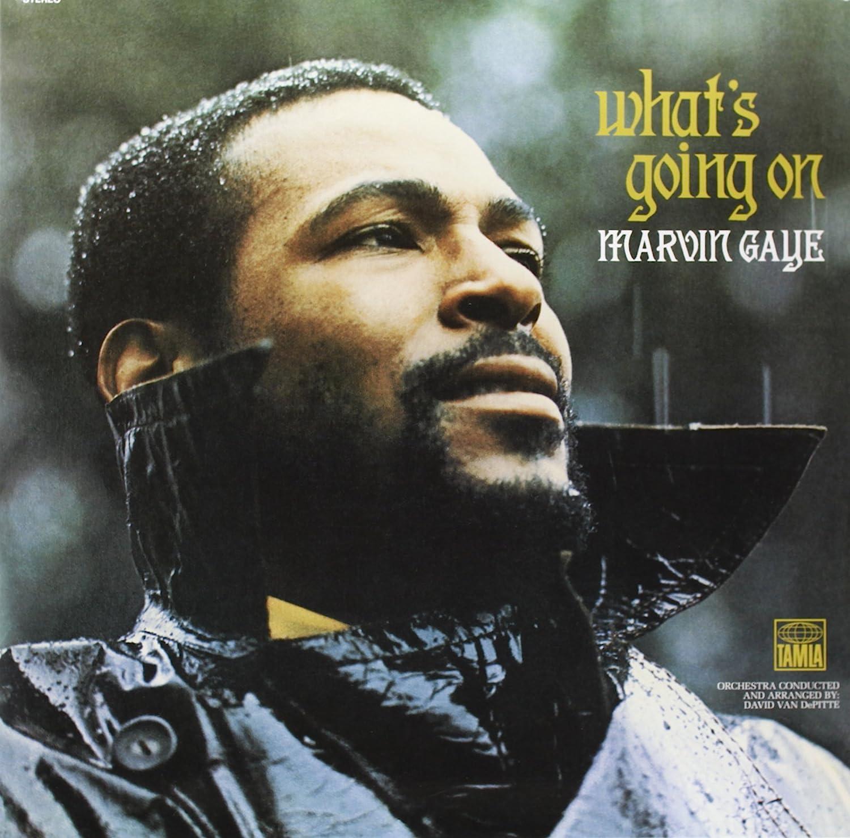 Αποτέλεσμα εικόνας για WHAT'S GOING ON-Marvin Gaye vinyl