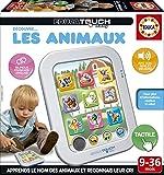 Educa - 16048 - Jeu Educatif - Touch Baby Découvre Les Animaux