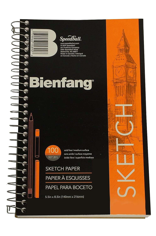 Bienfang Sketch Pad, 8-1/2 by 11-Inch R237117