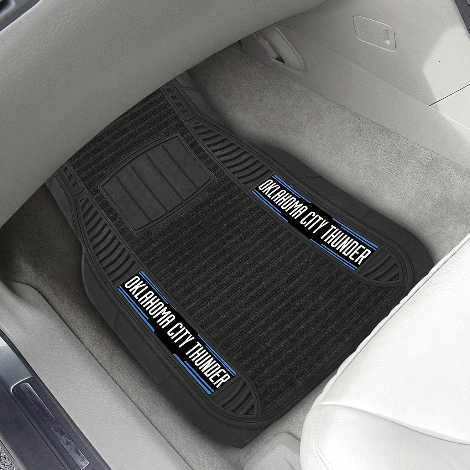 GGBAILEY D2855A-F1A-BLK/_BR Custom Fit Car Mats for 2000 2001 Plymouth Neon Sedan Black with Red Edging Driver /& Passenger Floor
