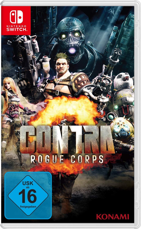 Contra: Rogue Corps [ [Importación alemana]