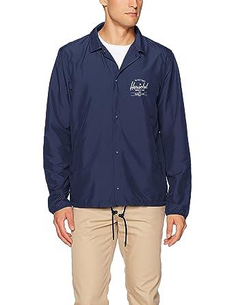 8d727a8c Herschel Supply Co. Men's Lightweight Voyage Coaches Jacket at ...